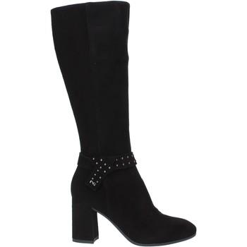 kengät Naiset Saappaat NeroGiardini A909434DE Musta