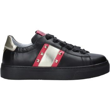 kengät Lapset Matalavartiset tennarit NeroGiardini A931232F Musta