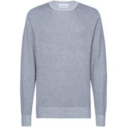 vaatteet Miehet Neulepusero Calvin Klein Jeans K10K104920 Harmaa