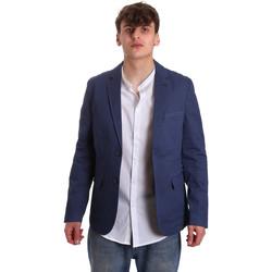vaatteet Miehet Takit / Bleiserit Gaudi 011BU35025 Sininen
