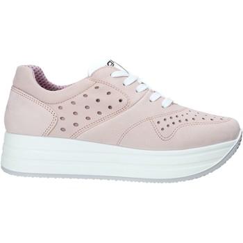 kengät Naiset Matalavartiset tennarit IgI&CO 5165711 Vaaleanpunainen