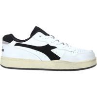 kengät Miehet Matalavartiset tennarit Diadora 501175757 Musta