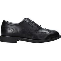 kengät Miehet Derby-kengät NeroGiardini E001453U Musta