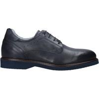 kengät Miehet Derby-kengät NeroGiardini E001462U Sininen