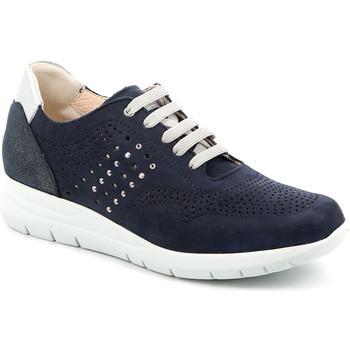 kengät Naiset Matalavartiset tennarit Grunland SC4874 Sininen
