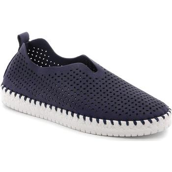 kengät Naiset Tennarit Grunland SC4910 Sininen