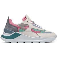 kengät Naiset Matalavartiset tennarit Date W321-FG-NK-PK Vaaleanpunainen