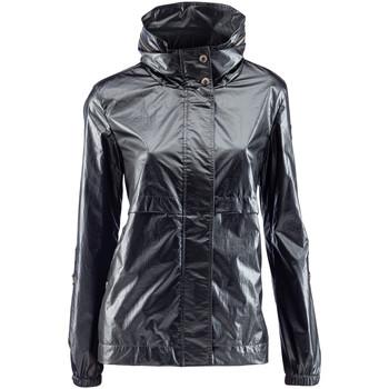 vaatteet Naiset Tuulitakit Lumberjack CW79823 001 412 Musta