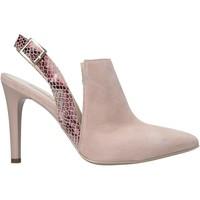 kengät Naiset Espadrillot NeroGiardini E011063DE Vaaleanpunainen