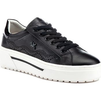 kengät Naiset Matalavartiset tennarit Lumberjack SW68012 003 B56 Musta