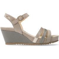 kengät Naiset Sandaalit ja avokkaat Mephisto P5132933 Beige