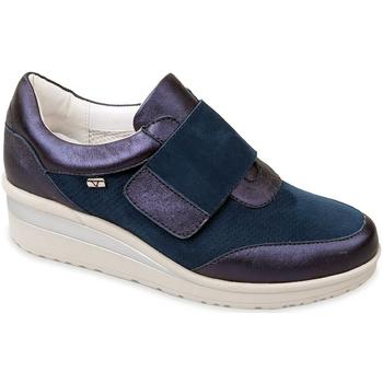 kengät Naiset Tennarit Valleverde V20370 Sininen