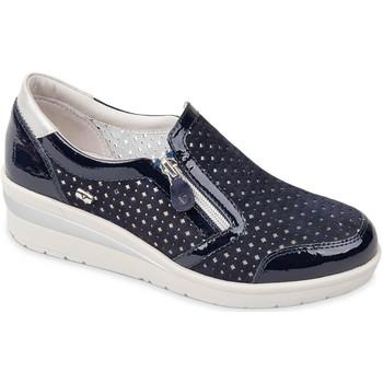kengät Naiset Tennarit Valleverde 18152 Sininen