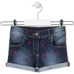 vaatteet Lapset Shortsit / Bermuda-shortsit Losan 016-6010AL Sininen