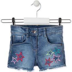 vaatteet Lapset Shortsit / Bermuda-shortsit Losan 016-6016AL Sininen