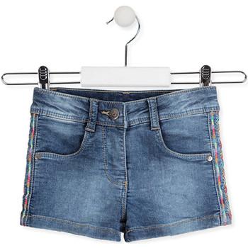 vaatteet Lapset Shortsit / Bermuda-shortsit Losan 016-6022AL Sininen