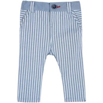 vaatteet Lapset Väljät housut / Haaremihousut Chicco 09008111000000 Sininen