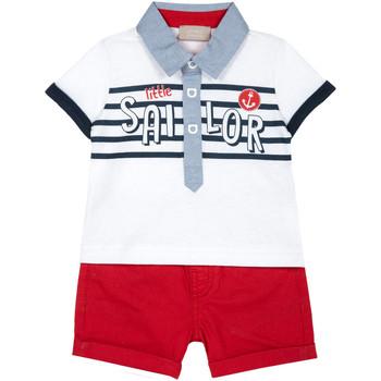 vaatteet Lapset Kokonaisuus Chicco 09076394000000 Valkoinen