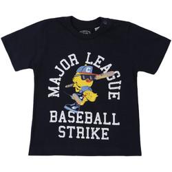 vaatteet Lapset Lyhythihainen t-paita Chicco 09006918000000 Sininen