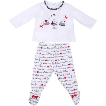 vaatteet Lapset Kokonaisuus Chicco 09076457000000 Valkoinen