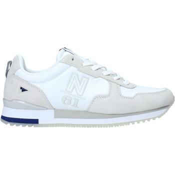 kengät Miehet Matalavartiset tennarit Navigare NAM013532 Valkoinen