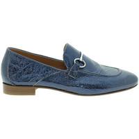 kengät Naiset Mokkasiinit Mally 6105 Sininen