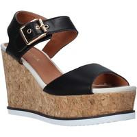 kengät Naiset Sandaalit ja avokkaat Lumberjack SW83106 001 Q85 Musta