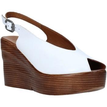 kengät Naiset Sandaalit ja avokkaat Bueno Shoes Q6100 Valkoinen