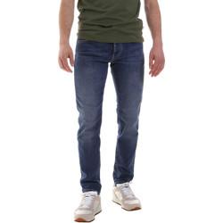 vaatteet Miehet Suorat farkut Sseinse PJE622SS Sininen