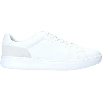 kengät Miehet Matalavartiset tennarit Calvin Klein Jeans F1291 Valkoinen