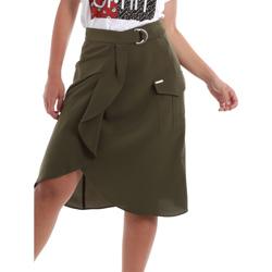 vaatteet Naiset Hame Liu Jo WA0059 T5809 Vihreä