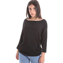 vaatteet Naiset Neulepusero Liu Jo MA0098 MA57I Musta