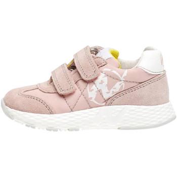 kengät Lapset Matalavartiset tennarit Naturino 2014904 01 Vaaleanpunainen