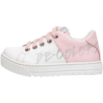 kengät Lapset Tennarit Naturino 2014918 01 Vaaleanpunainen