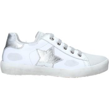 kengät Lapset Korkeavartiset tennarit Naturino 2014752 02 Valkoinen