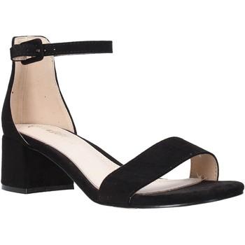 kengät Naiset Sandaalit ja avokkaat Gold&gold A20 GD186 Musta