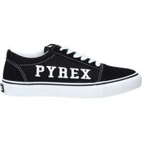 kengät Naiset Matalavartiset tennarit Pyrex PY020224 Musta