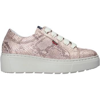 kengät Naiset Matalavartiset tennarit CallagHan 14906 Vaaleanpunainen