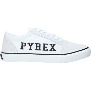 kengät Naiset Matalavartiset tennarit Pyrex PY020224 Valkoinen