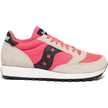 kengät Naiset Matalavartiset tennarit Saucony S60368 Vaaleanpunainen