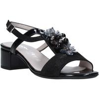 kengät Naiset Sandaalit ja avokkaat Comart 083308 Musta
