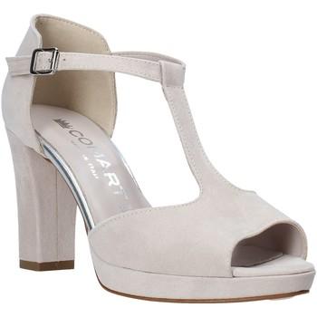 kengät Naiset Sandaalit ja avokkaat Comart 303336 Beige