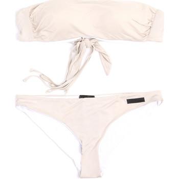 vaatteet Naiset Kaksiosainen uimapuku Rrd - Roberto Ricci Designs 18574 Beige