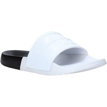 kengät Naiset Sandaalit Calvin Klein Jeans B4R0900 Valkoinen