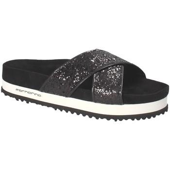 kengät Naiset Sandaalit Fornarina PE18SA2914 Musta