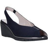 kengät Naiset Sandaalit ja avokkaat Comart 4D3415 Sininen