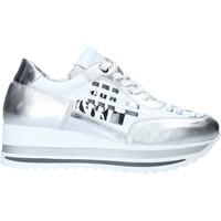 kengät Naiset Matalavartiset tennarit Comart 1A3385 Valkoinen