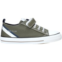 kengät Lapset Matalavartiset tennarit U.s. Golf S20-SUK608 Vihreä