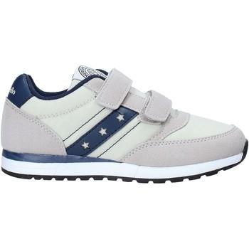 kengät Lapset Matalavartiset tennarit Fred Mello S20-SFK315 Harmaa
