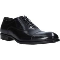 kengät Miehet Derby-kengät Exton 1391 Musta
